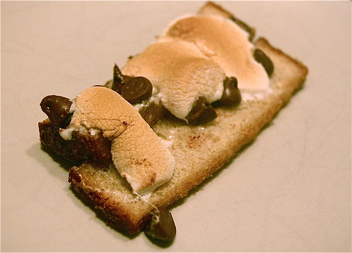 french toast smores