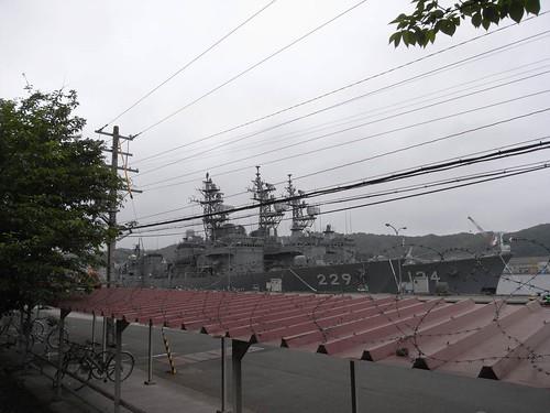 『海上自衛隊舞鶴基地』@舞鶴市-03