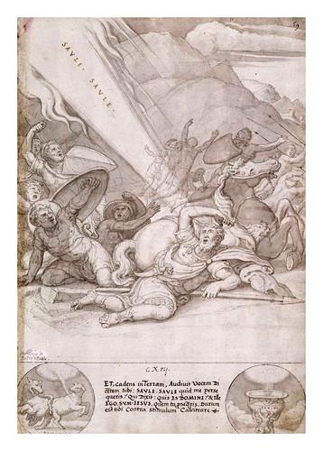 020- La llamada a Saulo-De Aetatibus Mundi Imagines