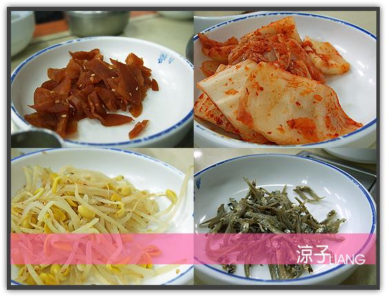韓國 烤魷魚 五花肉 二吃風味餐05