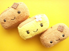 Kawaii Plushie Charm Sweet Sponge Cake Mascot Doll Japan (Kawaii Japan) Tags: brown cute smile smiling yellow cake japan asian toy happy japanese stuffed doll soft sweet character small decoration mini charm plush mascot softie kawaii plushie strap sweets sponge rare collectibles phonecharm hardtofind spongecake hardtoget kasutera funwarikasuterachan funnwari