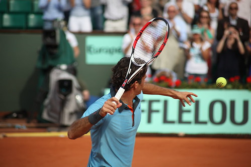 Roger Federer - French Open 2009