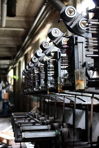 Thread Manufacture