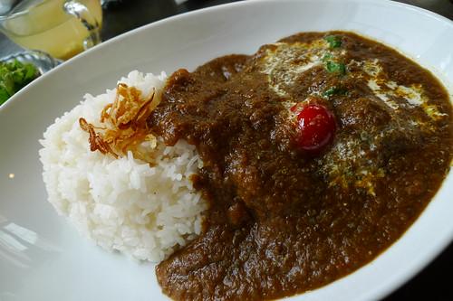 Gokochiの野菜カレー