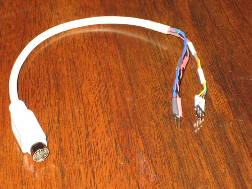 Arduino Roomba Cable