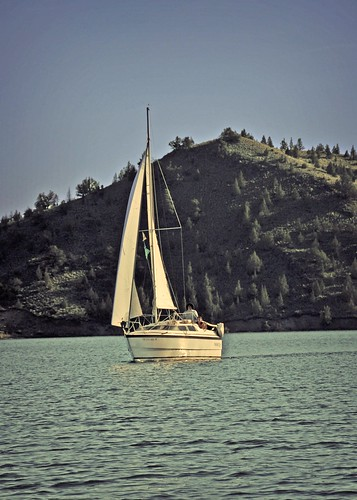 oregon sailboat prinevillereservoir