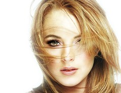 Mike Ruiz captures Lindsay Lohan