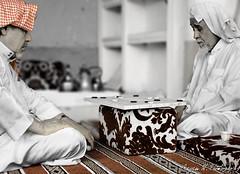 The Niner (Rayan M.) Tags: plaza old game market folk traditional chess saudi arabia tradition region souq  niner          almajlis     alqassim   almethnab