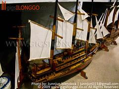 Galleon Miniatures in Guimaras