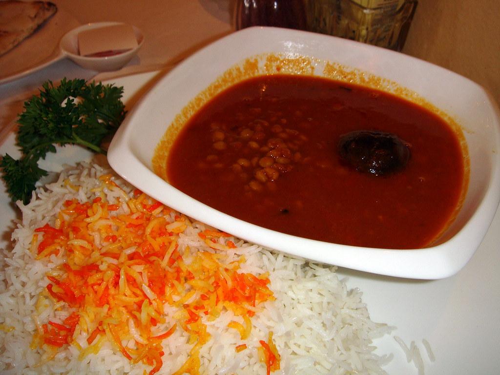 Vegetarian Gheymeh