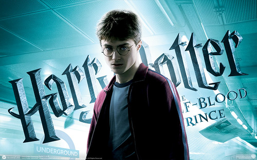 harry potter 6 wallpapers. Harry Potter and the Half