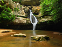 Cedar Falls - Hocking Hills SP, Ohio (VermontDreams) Tags: ohio waterfall falls waterfalls oh logan hockinghills cedarfalls hockingcounty hockinghillsstatepark wnywaterfallers