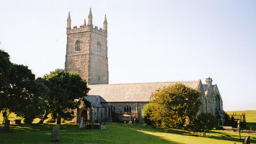 St.Uny's , Lelant , Cornwall