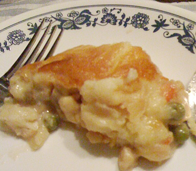 Shepherd's Pie Portion