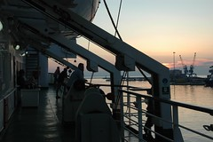 croatian ferry july 2009 127 (milolovitch69) Tags: sunset sea ferry dawn croatia adriatic ancona july2009