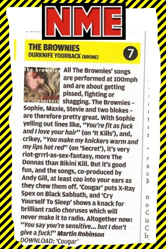 NME review