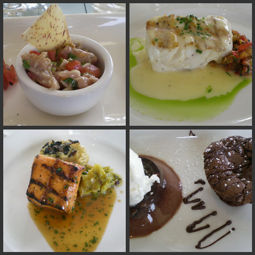 4 Courses Feuillatte Lunch