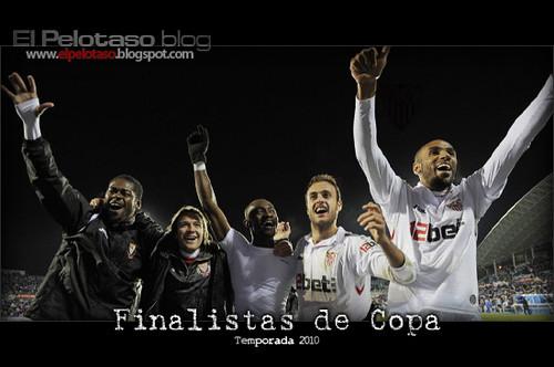 Finalistas de Copa 2010