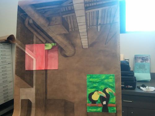 Art Classroom Study