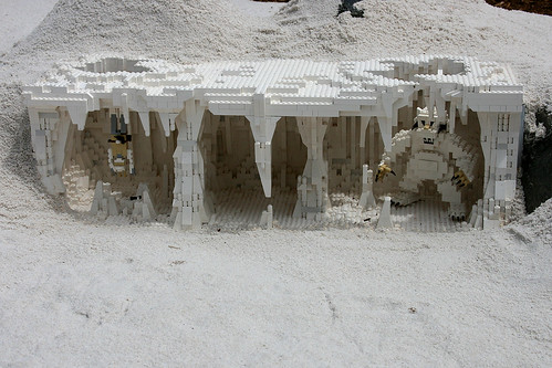 star wars snow monster
