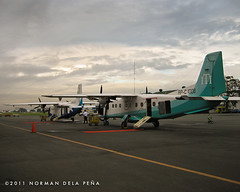 Direct flight to El Nido Airport via charter plane on Island Transvoyager, Inc (NomanDP) Tags: travel photography philippines palawan miniloc