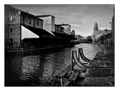 164/365 Wigan Pier (Mister Oy) Tags: pictures uk greatbritain england heritage oneaday pen canal photo geocaching image picture olympus photograph geocache 365 waterway wigan ep1 davegreen aphotoaday 17mm wiganpier 1aday leedsandliverpoolcanal project365 aphotoof olympusep1 oyphotos 2011inphotos nwgeocaching gc2w69f
