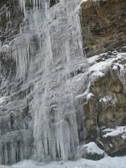 Cascata ghiacciata #4