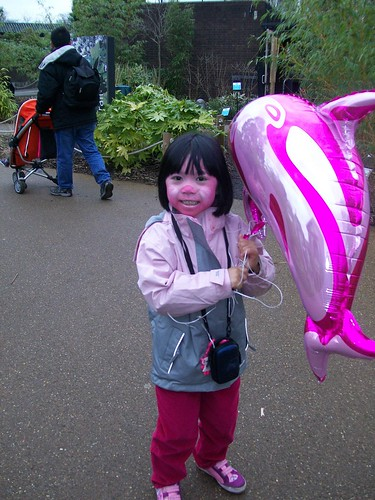 pink rahil zoo