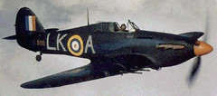 DMP-D572 RAF HURRICANE NIGHT FIGHTER (damopabe) Tags: night war fighter military air hurricane wwii raf hawker intruder iic woorld rooyal foorce