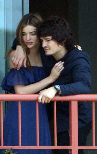 orlando bloom and miranda kerr. Orlando Bloom and Miranda Kerr