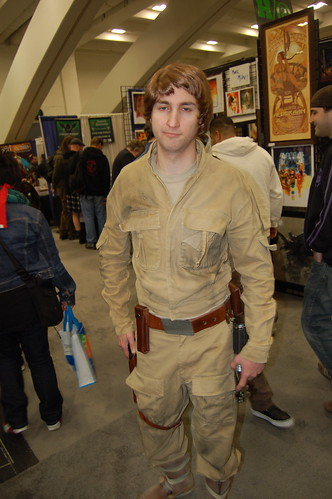 Wonder Con 2009: stuck on Dagobah