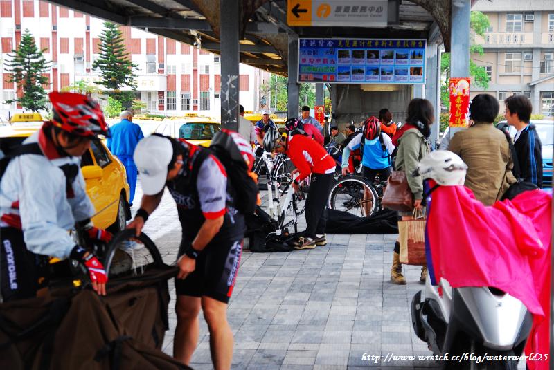 很多人到花蓮騎單車