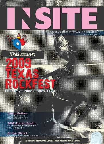 March 2009 INsite Magazine Cover
