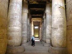 Abydos Temple 25 (Gauis Caecilius) Tags: temple egypt pharoah pharaonic abydos
