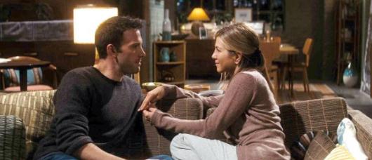 Ben Affleck y Jennifer Aniston en 'Simplemente no te quiere'