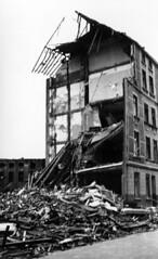 Dsseldorf WW2 #17 (Beechwood Photography) Tags: germany ww2 dusseldorf dsseldorf airraid bombdamage