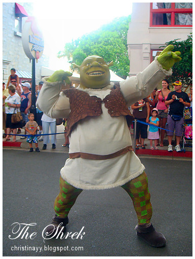 Warner Bros. Movie World: Shrek