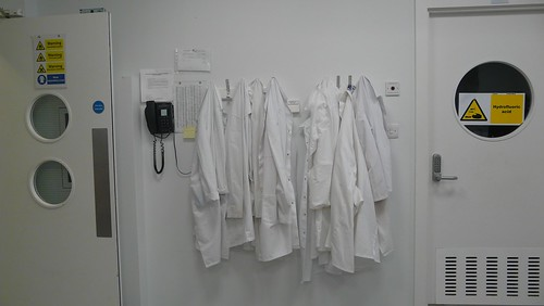 SAMS White Coats