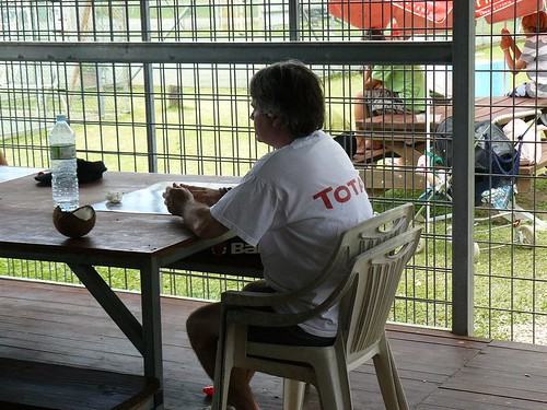 Tournoi Open de Tennis de Poindimie 2008 #6