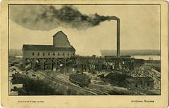 Atchison Coal Mine, 1907