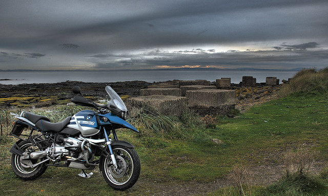 My GS at Longniddry