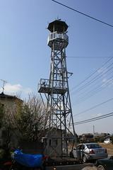 下久下戸の火の見櫓(川越市)