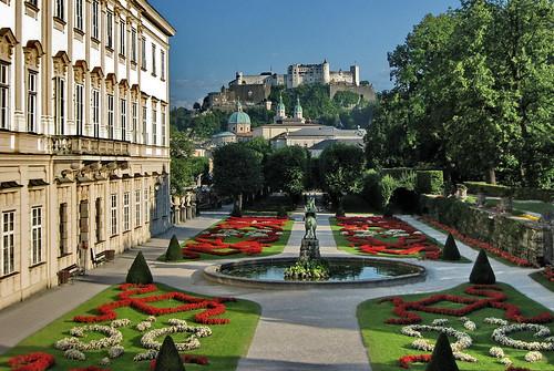 Salzburg Castle por werner boehm.
