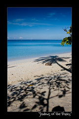 Shadows of the Tropics (Omar Gallinero) Tags: beach philippines mindanao whitehavenbeach glan gensan cotabato mindanaophilippines southcotabato saranganibay gumasa saranganiprovince gensancameraclub omargallinero