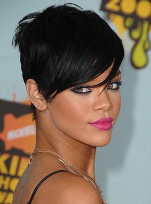 Maquillaje Rihanna