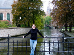 Kerry (Andrew and Kerry) Tags: belgium bruge