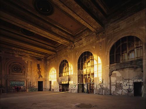 Oakland Train Station by Katherine Westerhout