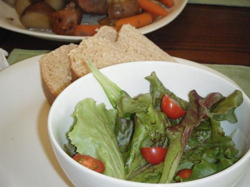 Salad from Aerogarden!