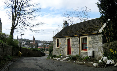 Law Hill Cottage 31Mar09
