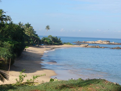 Beach at Beruwala